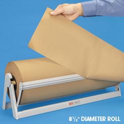 """30 lb. Kraft Paper Roll - 24"""" x 1,200'"""