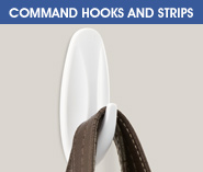 Command Hooks and Strips