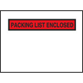 Super Stick® Packing List Envelopes