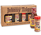 Johnny Trigg BBQ Set - $300 or more