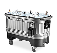 Igloo® Party Bar™ Liddup® Cooler - $1,500 or more