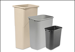 Rubbermaid Indoor Trash Cans