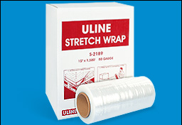 Uline Stretch Wrap