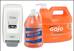 Hand Soaps and Sanitizers