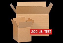 Corrugated Boxes (200# Test)