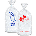 Custom Printed Ice Bags