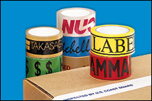 Carton Sealing Custom Printed Tape
