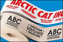 Kraft Custom Printed Tape