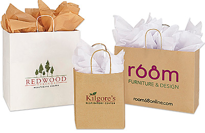 custom paper bags for retail