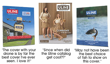 Uline Catalogs with Comments