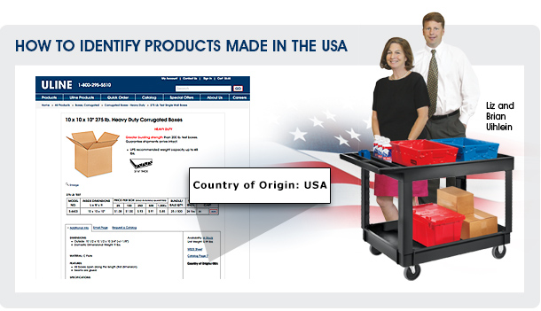 How To Identfy Products Made In The USA