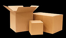 Corrugated Boxes 200# Test