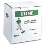 Uline Green Sweep