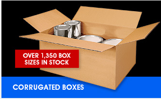 Uline - Corrugated Boxes -  Over 1,350 Box Sizes Always In Stock