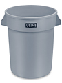 Uline Waste Containers