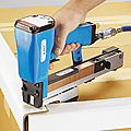 Wide Crown Pneumatic Plier Stapler