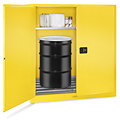 Flammable Drum Storage