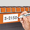 Magnetic Warehouse Labels - Non Perforated Rolls