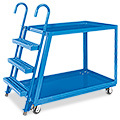 Stock Picking Ladder Carts