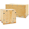 Heavy Duty Wood Crates