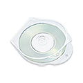 Mini CD Clam Shell 3 1/4 x 4