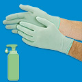 Aloe Nitrile Gloves