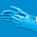 Microflex® Latex Exam Grade Safegrip™ Gloves