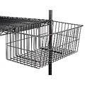 Wire Shelving Hanging Utility Basket