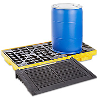 Spill Containment Workstations