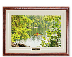 Canoe Country Print