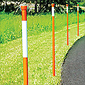 Reflective Driveway Markers