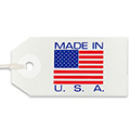 Made In USA Tags