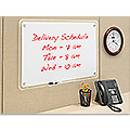 Frameless Dry Erase Boards