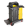 Rubbermaid® High-Security Cart