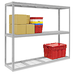 Wire Decking for Wide Span Storage Racks in Stock - ULINE