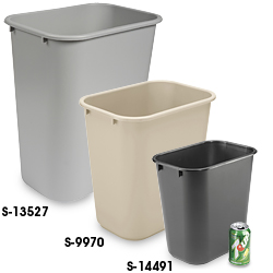 Office Trash Can Office Trash Cans In Stock Uline