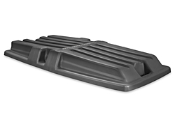 Rubbermaid<sup>®</sup> Tilt Truck Lid, 1 Cubic Yard - Black
