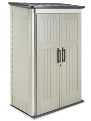 Rubbermaid<sup>®</sup> Jumbo Storage Shed, 56 x 32 x 78""