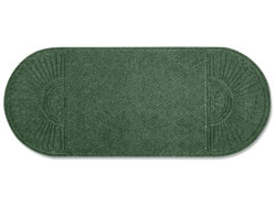 3 x 7.1' Oval Two End Waterhog<sup>™</sup> Grand Premier Carpet Mat