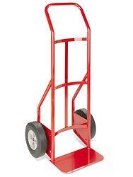 Continuous Handle Steel Hand Truck - Solid