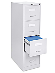 Awesome Drawer File Cabinet 3 Drawer File Cabinet In Stock  ULINE