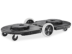 Rubbermaid<sup>®</sup> Tandem Dolly for Brute<sup>®</sup> Containers