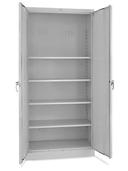 Innovative ClearView Cabinet  36 X 18 X 42quot H2804  Uline