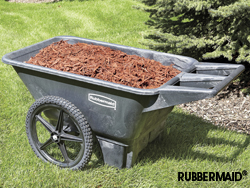 Rubbermaid<sup>®</sup> Big Wheel Cart