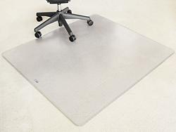 Plush Carpet Chair Mat No Lip 46 X 60 Quot H 3368 Uline