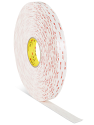 "3M 4930 VHB Double-Sided Foam Tape - 1"" x 72 yards"