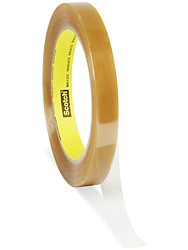 "3M 610 Cellophane Film Tape - 1/2"" x 72 yards"