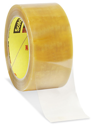 "3M 610 Cellophane Film Tape - 2"" x 72 yards"