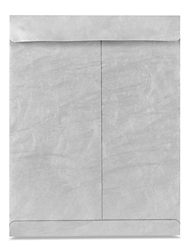 "10 x 13"" Silver Tyvek<sup>®</sup> Envelopes"