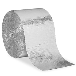 "3/16"" x 12"" x 125' Cool Shield Thermal Bubble Roll"